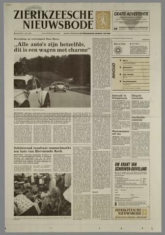 Zierikzeesche Nieuwsbode 1993-06-07