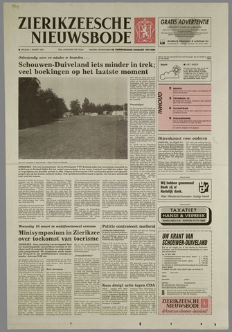 Zierikzeesche Nieuwsbode 1994-03-04