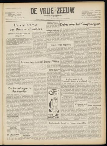 de Vrije Zeeuw 1953-11-18
