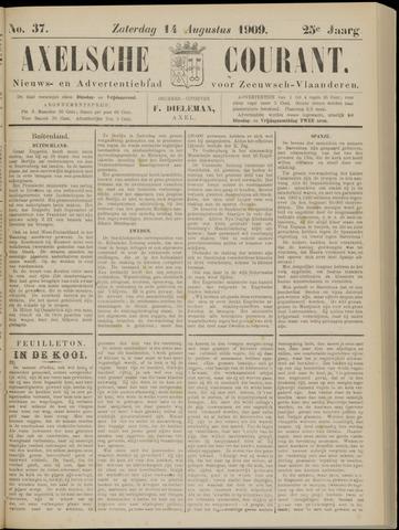 Axelsche Courant 1909-08-14