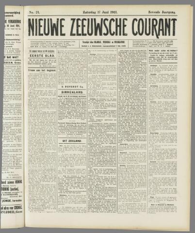 Nieuwe Zeeuwsche Courant 1911-06-17