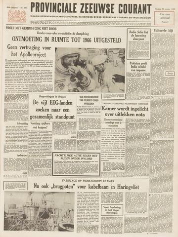 Provinciale Zeeuwse Courant 1965-10-26