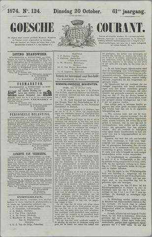 Goessche Courant 1874-10-20