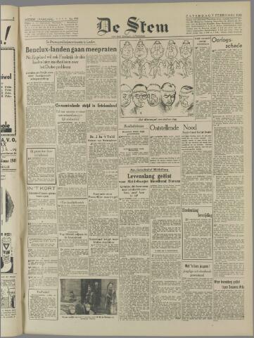 de Stem 1948-02-07