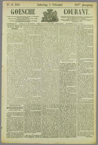 Goessche Courant 1915-02-06