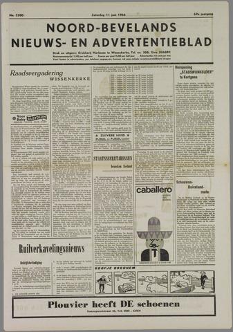 Noord-Bevelands Nieuws- en advertentieblad 1966-06-11