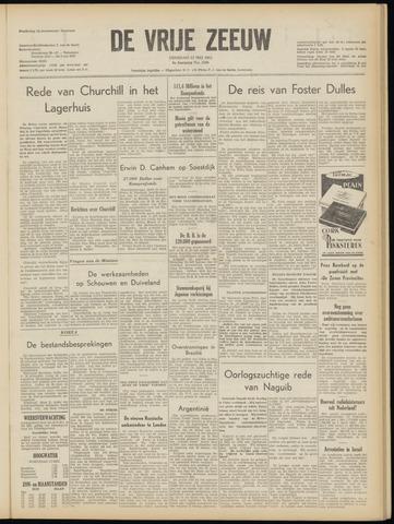 de Vrije Zeeuw 1953-05-12