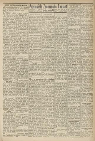 Provinciale Zeeuwse Courant 1945-09-05