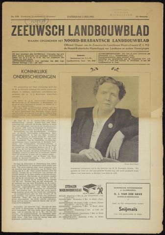 Zeeuwsch landbouwblad ... ZLM land- en tuinbouwblad 1953-05-02