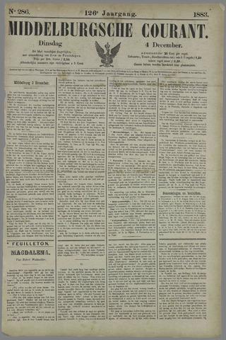 Middelburgsche Courant 1883-12-04