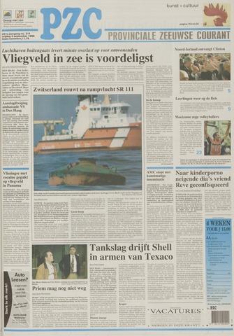 Provinciale Zeeuwse Courant 1998-09-04