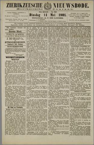Zierikzeesche Nieuwsbode 1901-05-14