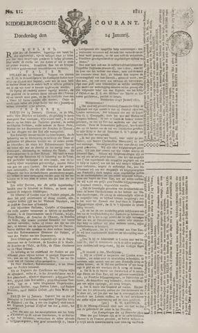 Middelburgsche Courant 1811-01-24