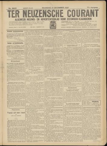 Ter Neuzensche Courant. Algemeen Nieuws- en Advertentieblad voor Zeeuwsch-Vlaanderen / Neuzensche Courant ... (idem) / (Algemeen) nieuws en advertentieblad voor Zeeuwsch-Vlaanderen 1937-12-13