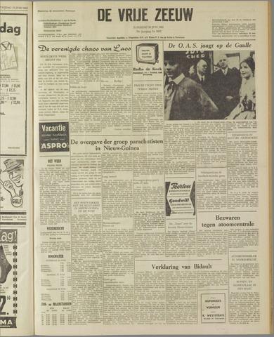 de Vrije Zeeuw 1962-06-16