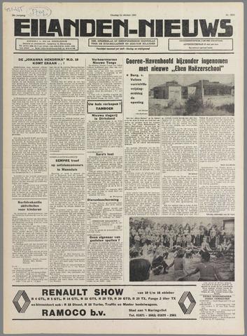 Eilanden-nieuws. Christelijk streekblad op gereformeerde grondslag 1980-10-14