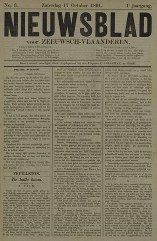 Nieuwsblad voor Zeeuwsch-Vlaanderen 1891-10-17