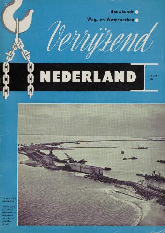 Watersnood documentatie 1953 - tijdschriften 1954