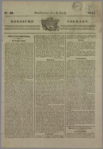 Goessche Courant 1844-06-06