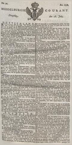 Middelburgsche Courant 1778-07-28