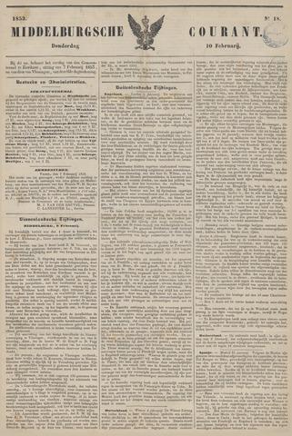 Middelburgsche Courant 1853-02-10
