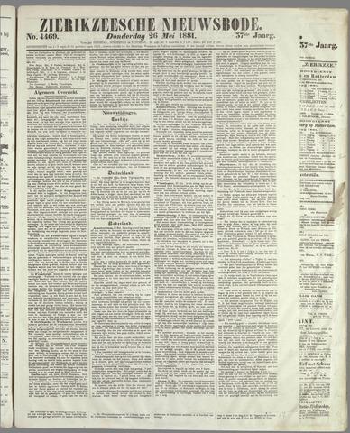 Zierikzeesche Nieuwsbode 1881-05-26
