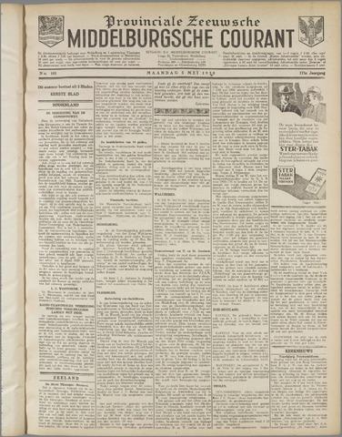 Middelburgsche Courant 1930-05-05