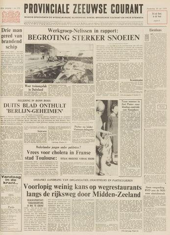 Provinciale Zeeuwse Courant 1971-07-29