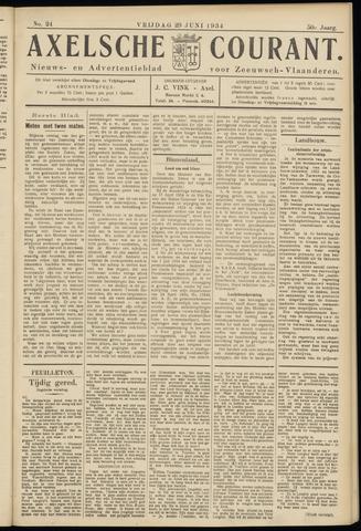 Axelsche Courant 1934-06-29