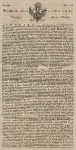Middelburgsche Courant 1776-02-24