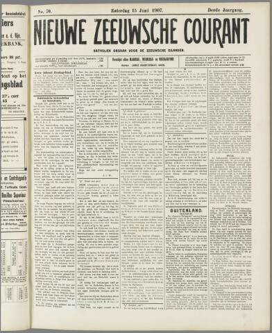 Nieuwe Zeeuwsche Courant 1907-06-15