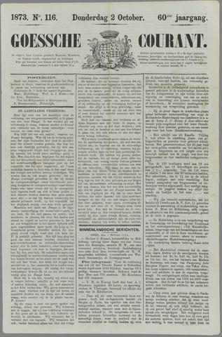 Goessche Courant 1873-10-02