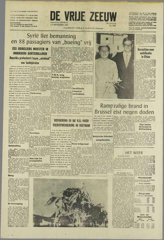 de Vrije Zeeuw 1969-09-01