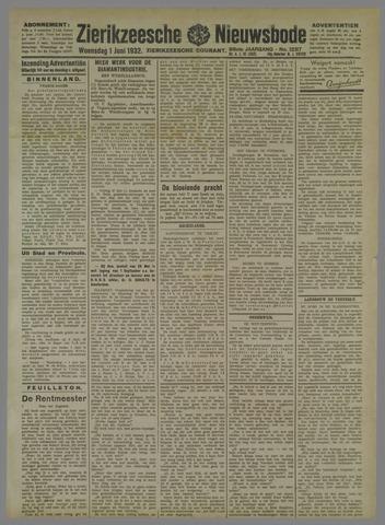 Zierikzeesche Nieuwsbode 1932-06-01