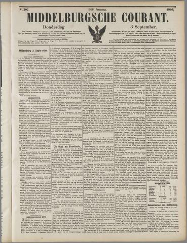 Middelburgsche Courant 1903-09-03