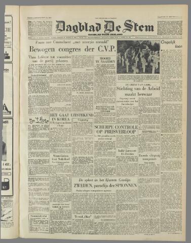 de Stem 1950-09-25