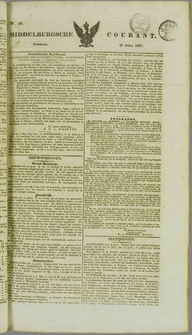Middelburgsche Courant 1837-04-25
