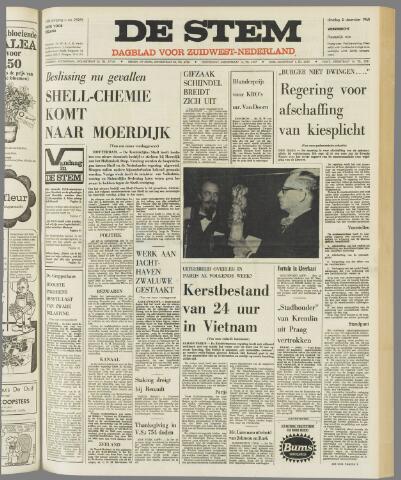 de Stem 1968-12-03