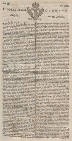 Middelburgsche Courant 1779-08-17