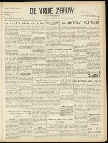 de Vrije Zeeuw 1955-10-25