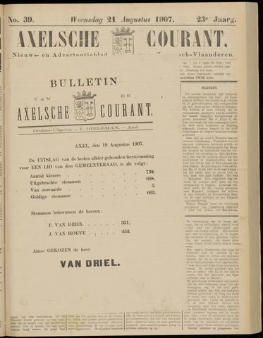 Axelsche Courant 1907-08-19