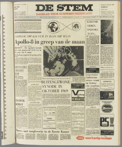 de Stem 1968-12-24