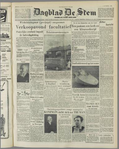 de Stem 1951-09-22