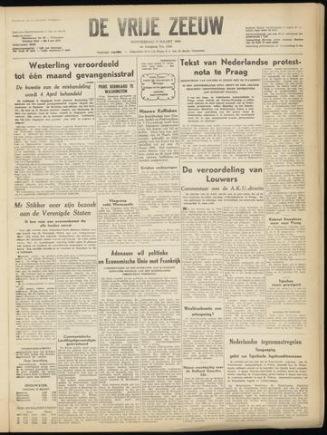 de Vrije Zeeuw 1950-03-09