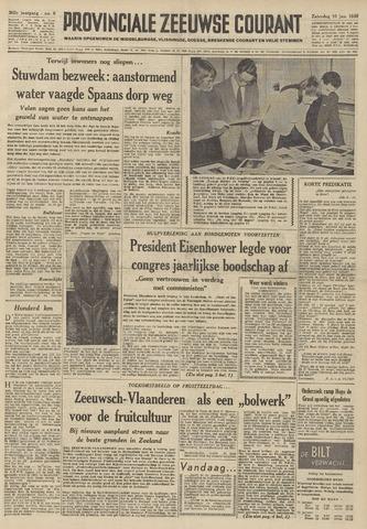 Provinciale Zeeuwse Courant 1959-01-10