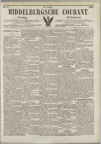 Middelburgsche Courant 1899-02-28