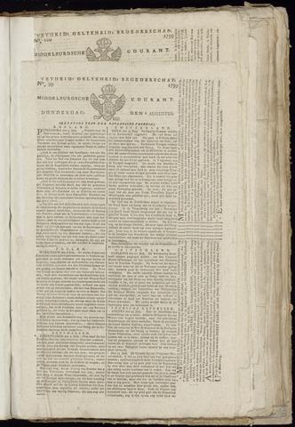 Middelburgsche Courant 1799-08-08