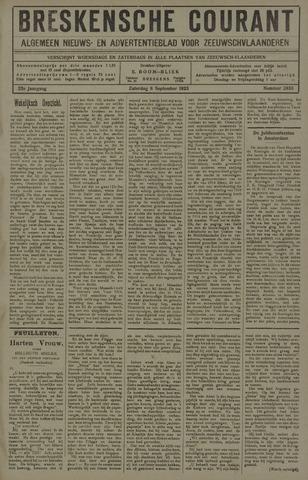 Breskensche Courant 1923-09-08