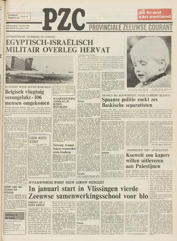 Provinciale Zeeuwse Courant 1973-12-24