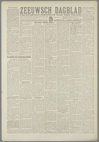 Zeeuwsch Dagblad 1945-09-04